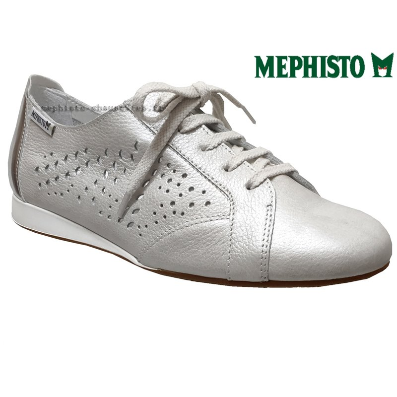le pecq, Belisa_perf, Ecru cuir chez www.mephisto-chaussures.fr (61723)