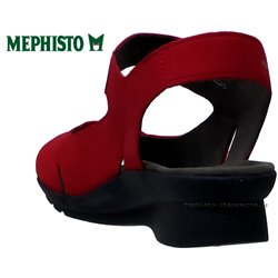 le pecq, Perry, Rouge nubuck chez www.mephisto-chaussures.fr (61826)