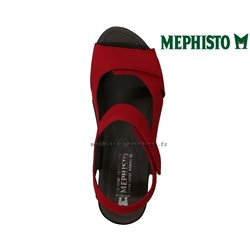 le pecq, Perry, Rouge nubuck chez www.mephisto-chaussures.fr (61827)