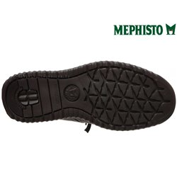 Mephisto Tomy Marron cuir lacets_richelieu