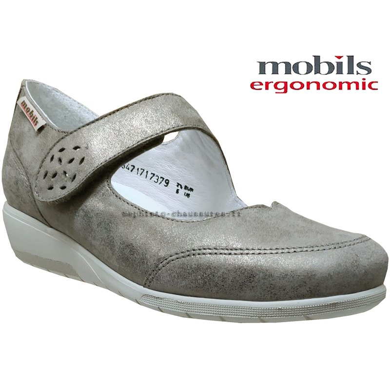 achat mephisto, Janis, Taupe cuir chez www.mephisto-chaussures.fr (61838)