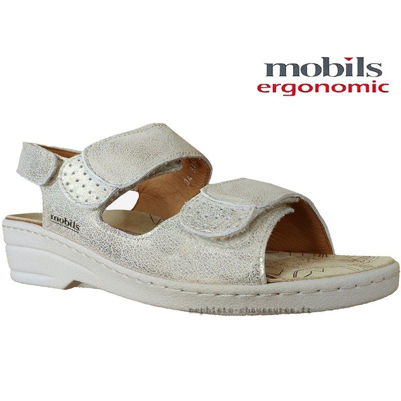 achat mephisto, , Platine cuir chez www.mephisto-chaussures.fr (61843)