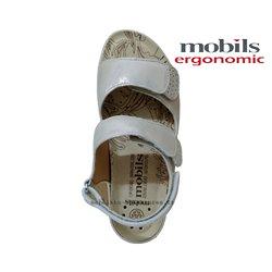 achat mephisto, , Platine cuir chez www.mephisto-chaussures.fr (61847)