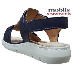 achat mephisto, Cassidie, Bleu cuir chez www.mephisto-chaussures.fr (61851)