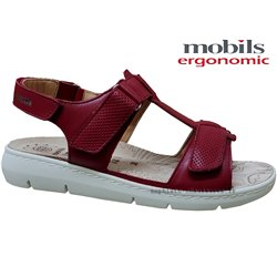 achat mephisto, Cassidie, Rouge cuir chez www.mephisto-chaussures.fr (61854)