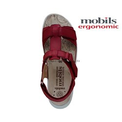 achat mephisto, Cassidie, Rouge cuir chez www.mephisto-chaussures.fr (61857)