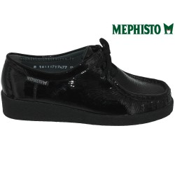 marque-mephisto, CHRISTY, Noir verni(6186)