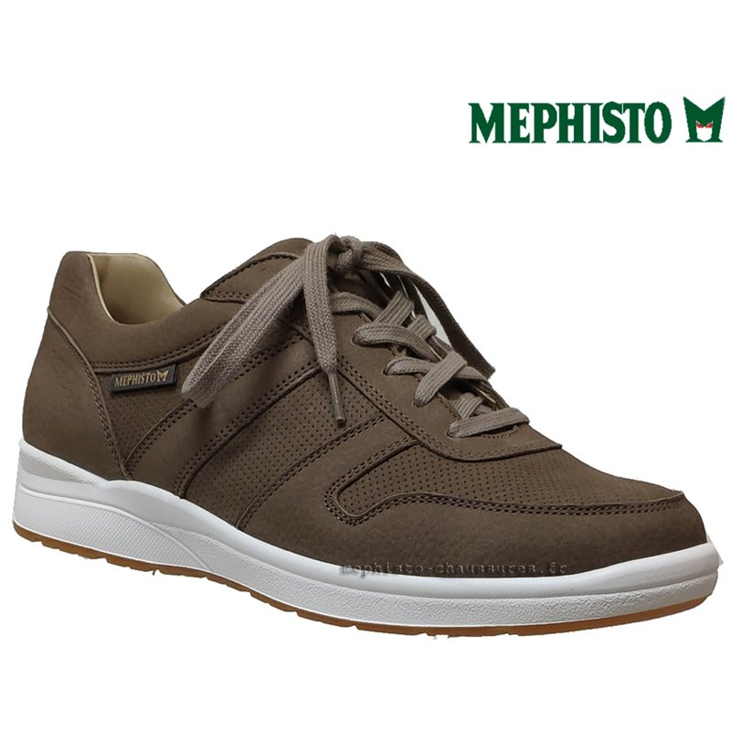 le pecq, Vito_perf, Taupe nubuck chez www.mephisto-chaussures.fr (61988)