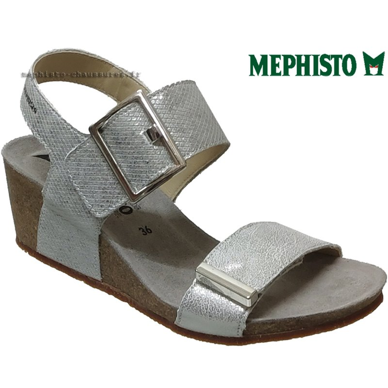 achat mephisto, Morgana, Gris cuir chez www.mephisto-chaussures.fr (62148)