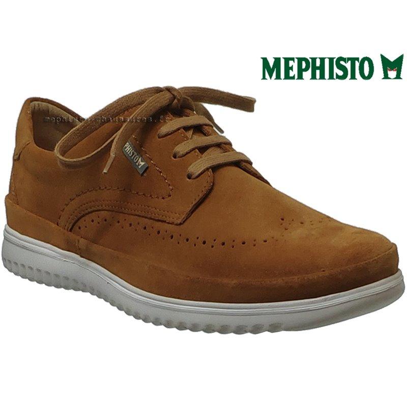 achat mephisto, Thibault, Marron velours chez www.mephisto-chaussures.fr (62173)