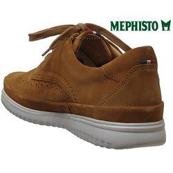 achat mephisto, Thibault, Marron velours chez www.mephisto-chaussures.fr (62176)