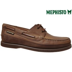 le pecq, BOATING, Marron cuir chez www.mephisto-chaussures.fr (62736)