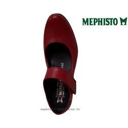 Mylene, Rouge cuir(62924)