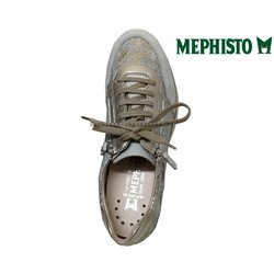 le pecq, Monia, Gris/Taupe cuir chez www.mephisto-chaussures.fr (63034)
