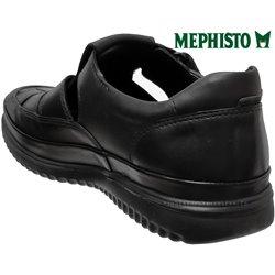 marque-mephisto, Tarek, Noir cuir(63038)