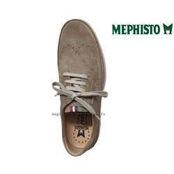 le pecq, Thibault, Taupe velours chez www.mephisto-chaussures.fr (63116)