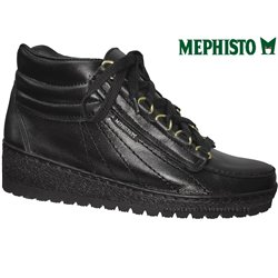 achat mephisto, Laurie, Noir cuir chez www.mephisto-chaussures.fr (63749)