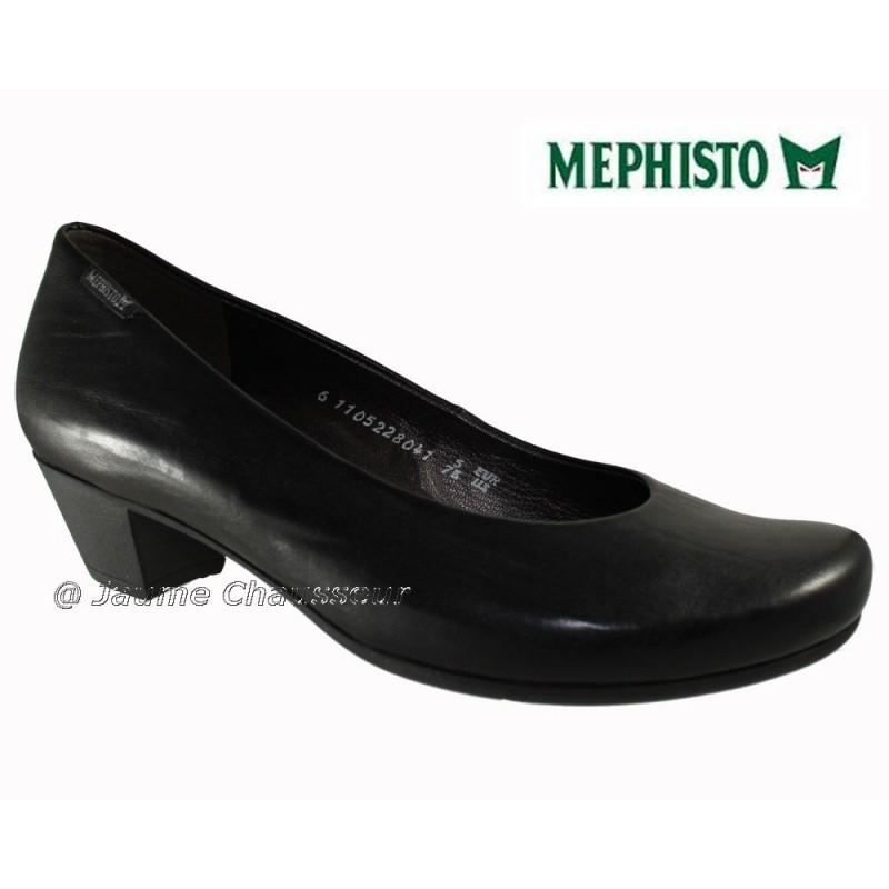 chaussures Femme MEPHISTO ROSIE Noir cuir 640