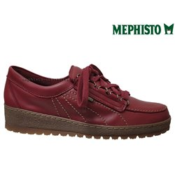 achat mephisto, Lady, Rouge cuir chez www.mephisto-chaussures.fr (64614)
