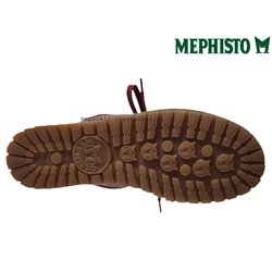 achat mephisto, Lady, Rouge cuir chez www.mephisto-chaussures.fr (64615)