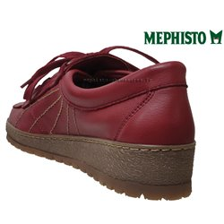 achat mephisto, Lady, Rouge cuir chez www.mephisto-chaussures.fr (64616)