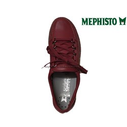 achat mephisto, Lady, Rouge cuir chez www.mephisto-chaussures.fr (64617)