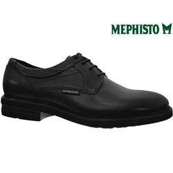 achat mephisto, Olivio, Noir cuir chez www.mephisto-chaussures.fr (64619)