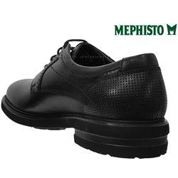 achat mephisto, Olivio, Noir cuir chez www.mephisto-chaussures.fr (64621)