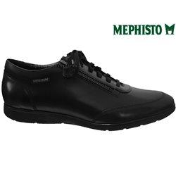 achat mephisto, Laurent, Noir cuir chez www.mephisto-chaussures.fr (64624)