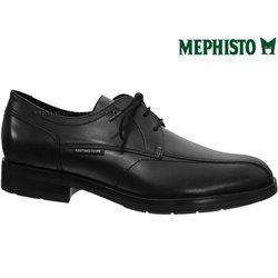 le pecq, Saverio, Noir cuir chez www.mephisto-chaussures.fr (64634)