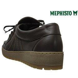 le pecq, RAINBOW, Marron foncé cuir chez www.mephisto-chaussures.fr (64641)