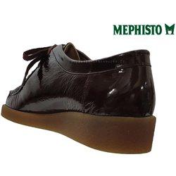 le pecq, CHRISTY, Bordeaux vernis chez www.mephisto-chaussures.fr (64646)