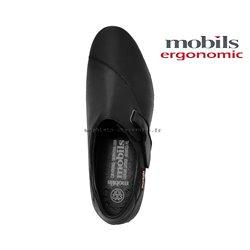 Mobils by Mephisto Clarisse Noir cuir scratch