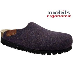 Mobils by Mephisto Thea Bordeaux sabot