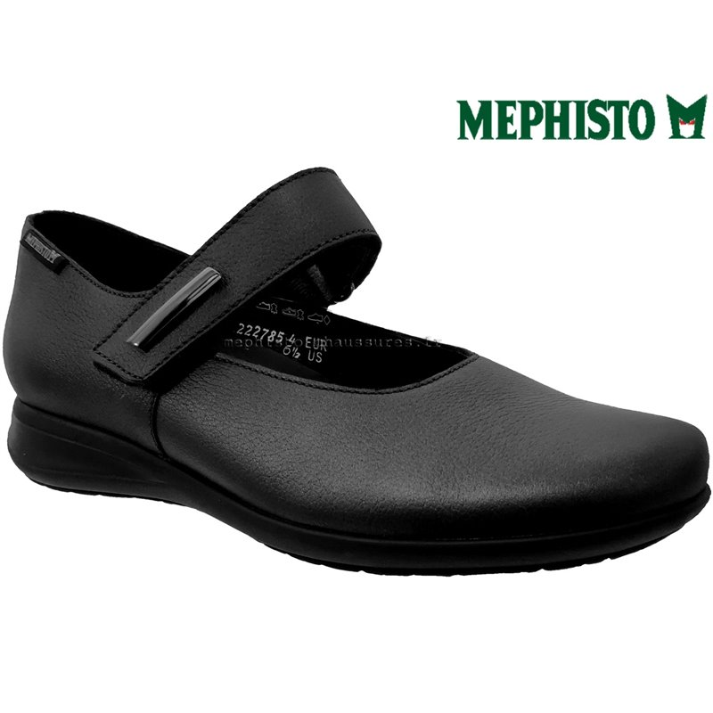 achat mephisto, Nyna, Noir chez www.mephisto-chaussures.fr (64928)