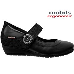 Mobils by Mephisto JESSY Noir cuir mary-jane