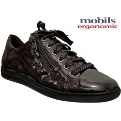Mobils by Mephisto HAWAI Bronze vernis lacets_derbies