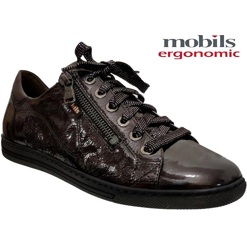 achat mephisto, HAWAI, Bronze vernis chez www.mephisto-chaussures.fr (65102)