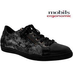 Mobils by Mephisto HAWAI Noir lacets_derbies