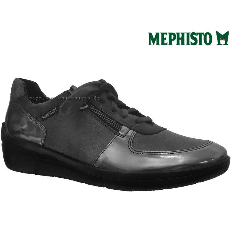 le pecq, Carole, Gris cuir chez www.mephisto-chaussures.fr (65247)