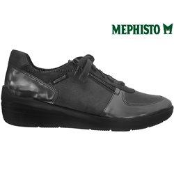 le pecq, Carole, Gris cuir chez www.mephisto-chaussures.fr (65248)