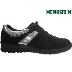 achat mephisto, Rebeca, Noir velours chez www.mephisto-chaussures.fr (65253)