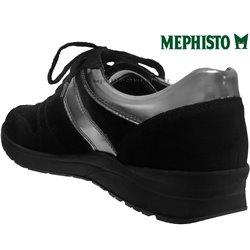 achat mephisto, Rebeca, Noir velours chez www.mephisto-chaussures.fr (65255)