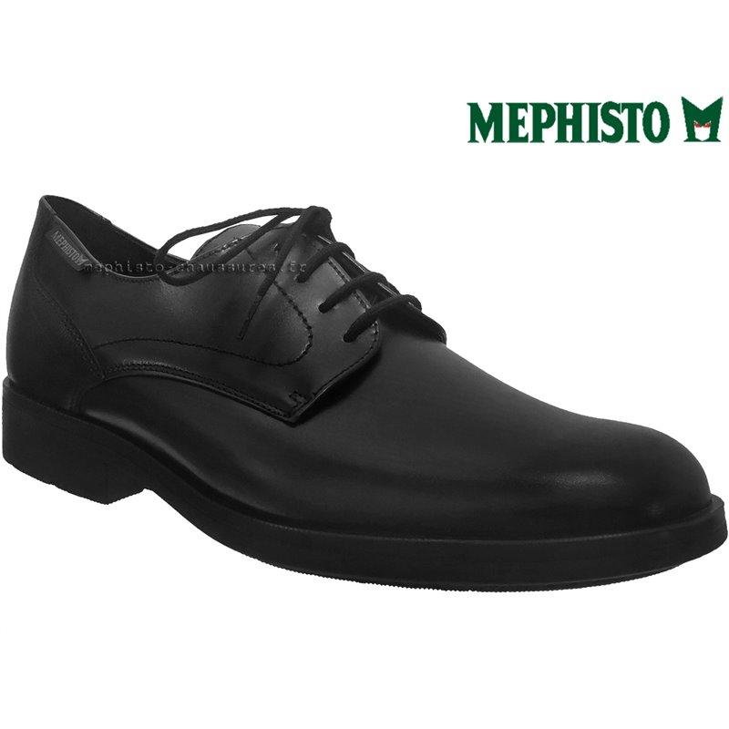 achat mephisto, Smith, Noir cuir chez www.mephisto-chaussures.fr (65272)