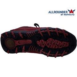 le pecq, Nigata-tex, Rouge velours chez www.mephisto-chaussures.fr (66048)