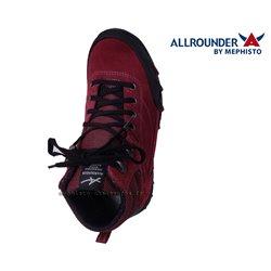 le pecq, Nigata-tex, Rouge velours, 38.7FR - EUR5.5 chez www.mephisto-chaussures.fr (66050)