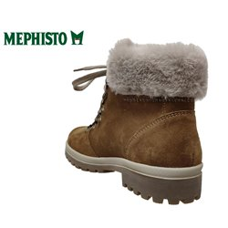 achat mephisto, Zelda, Marron velours chez www.mephisto-chaussures.fr (66059)