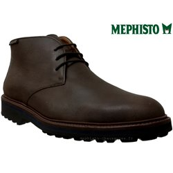 Mephisto Berto Marron cuir bottillon