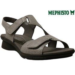 Mephisto PARIS Taupe cuir sandale