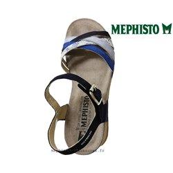 le pecq, Mado, Bleu multi chez www.mephisto-chaussures.fr (67039)